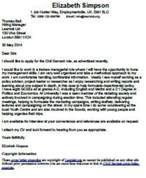 How to write an open application letter for a job
